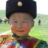 The Little Prince.Nadaam Festival, Mongolia